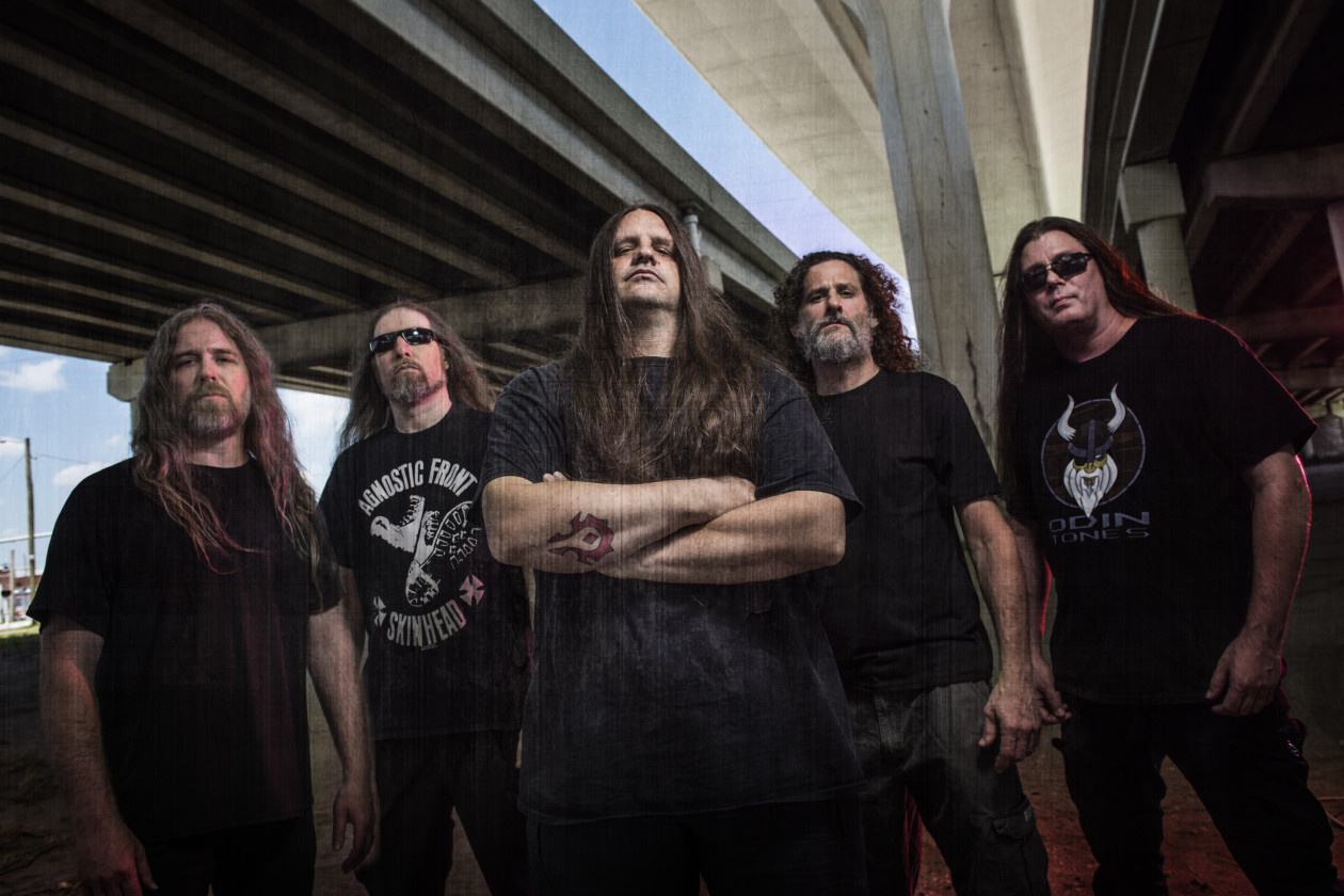 Cannibal Corpse group portrait