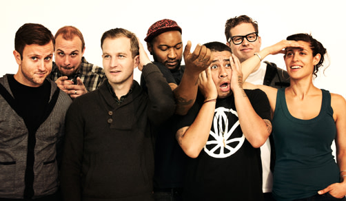 Doomtree band photo