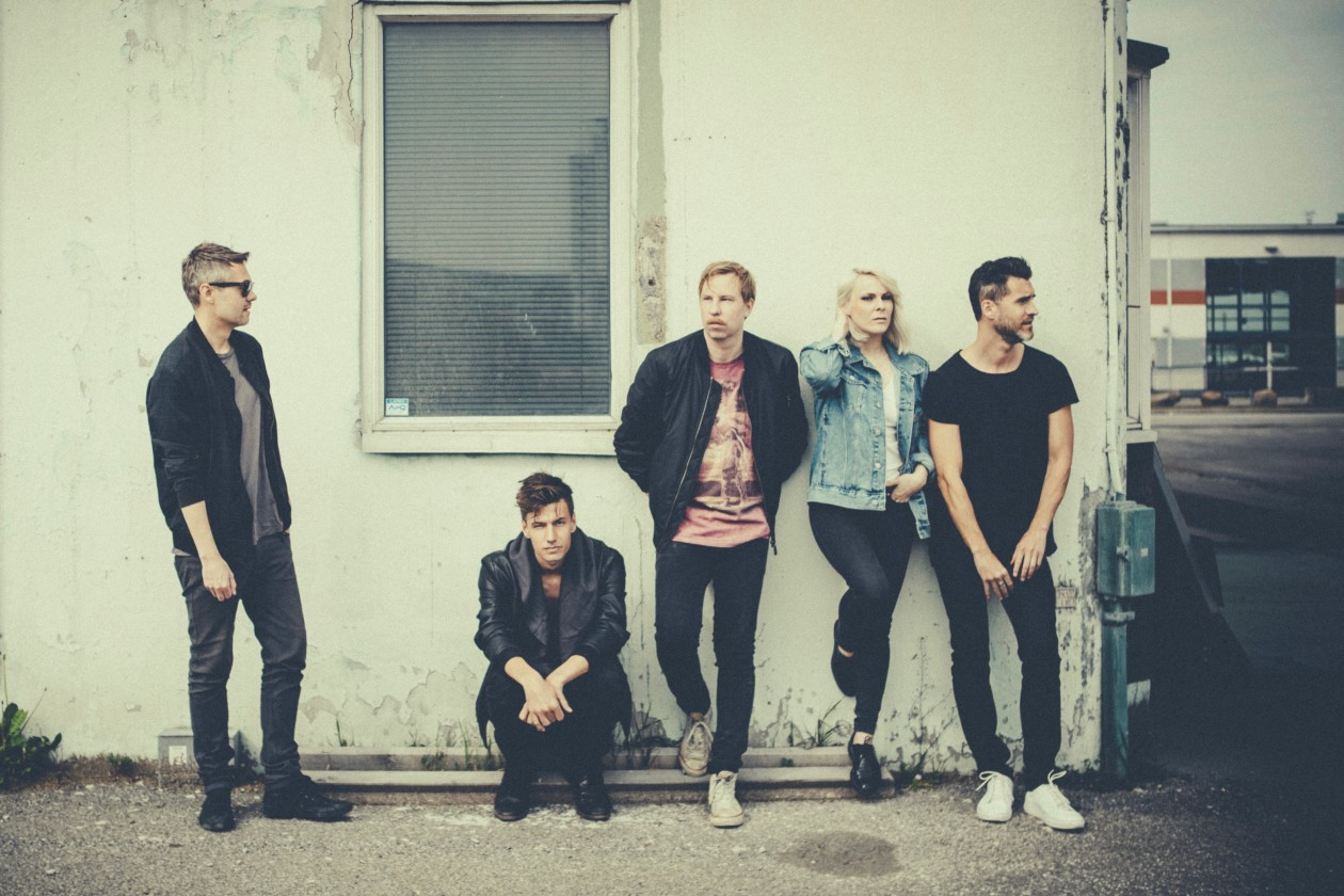 The Sounds band photo