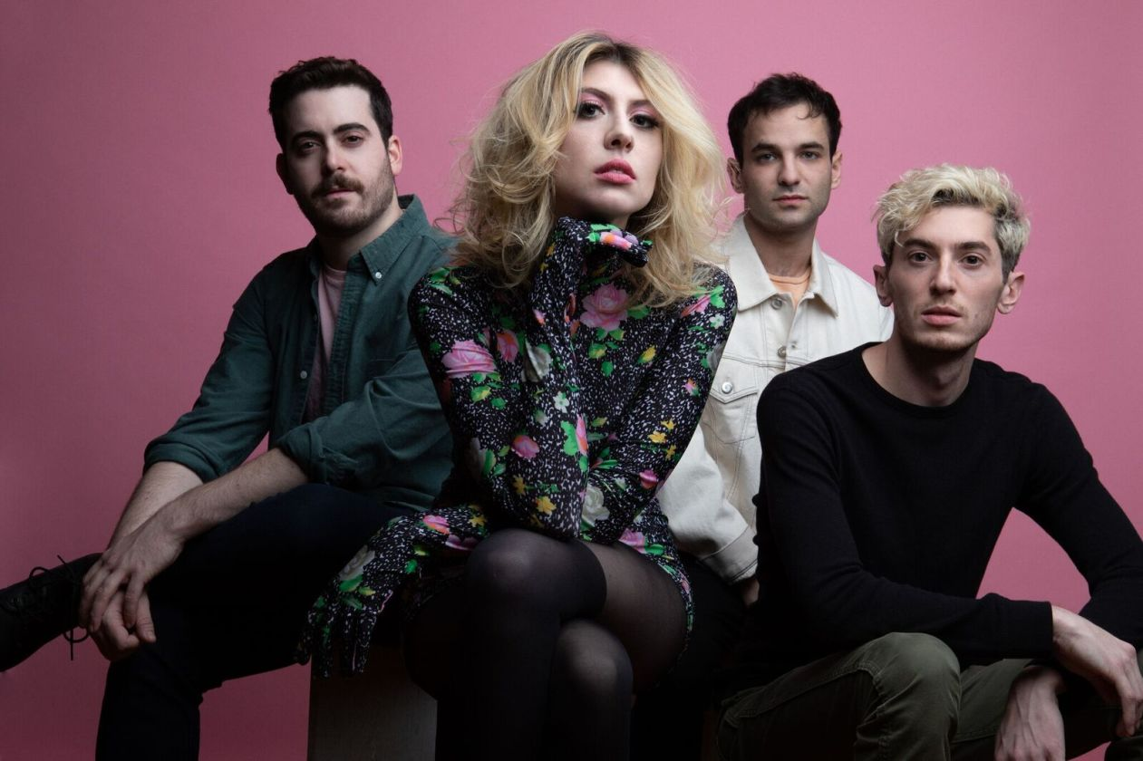 Charly Bliss Band Photo