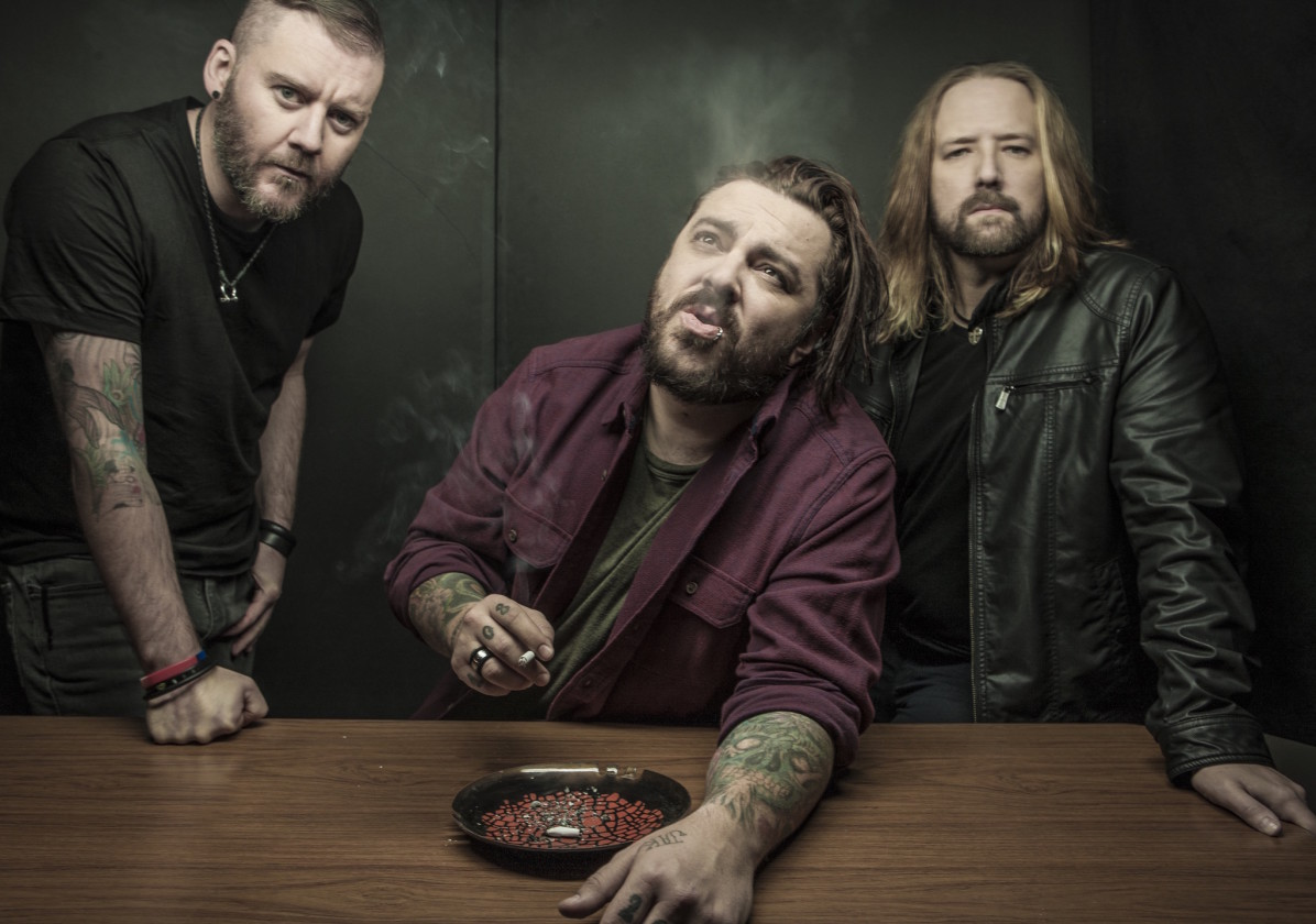 Seether band photo