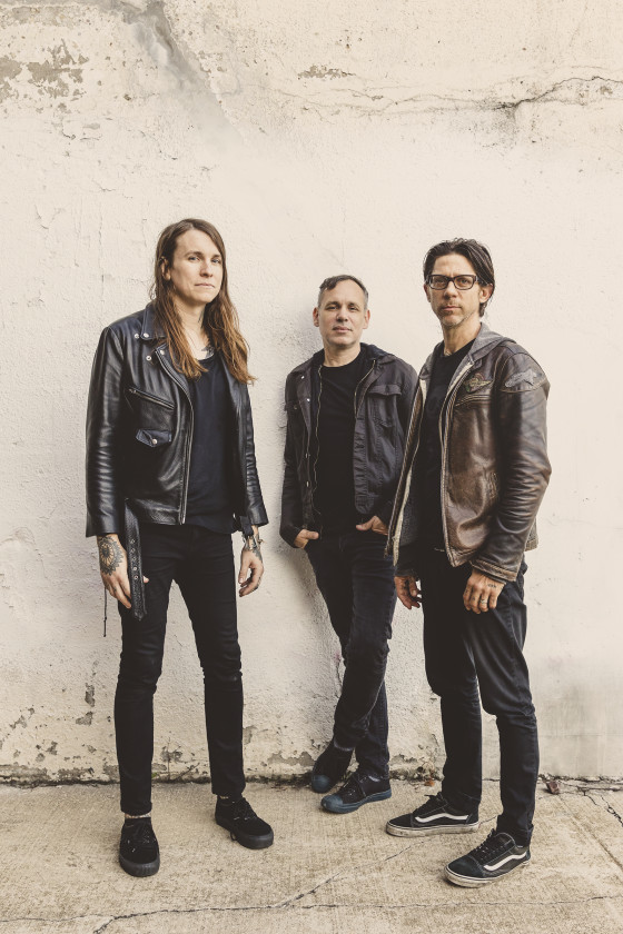 Laura Jane Grace band photo