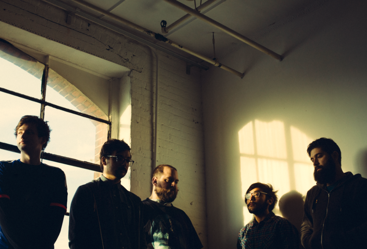 Foxing band photo