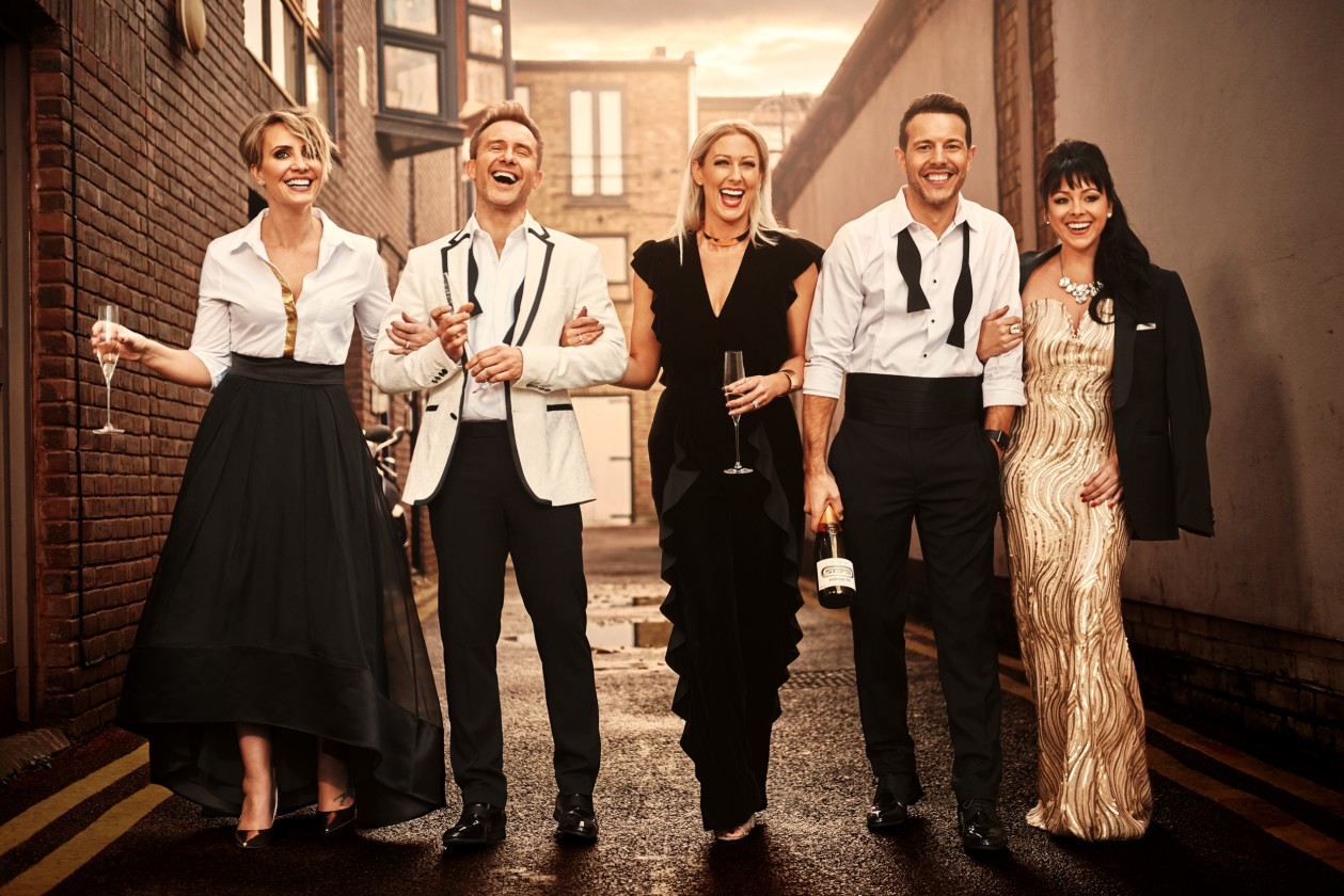 Steps band photo