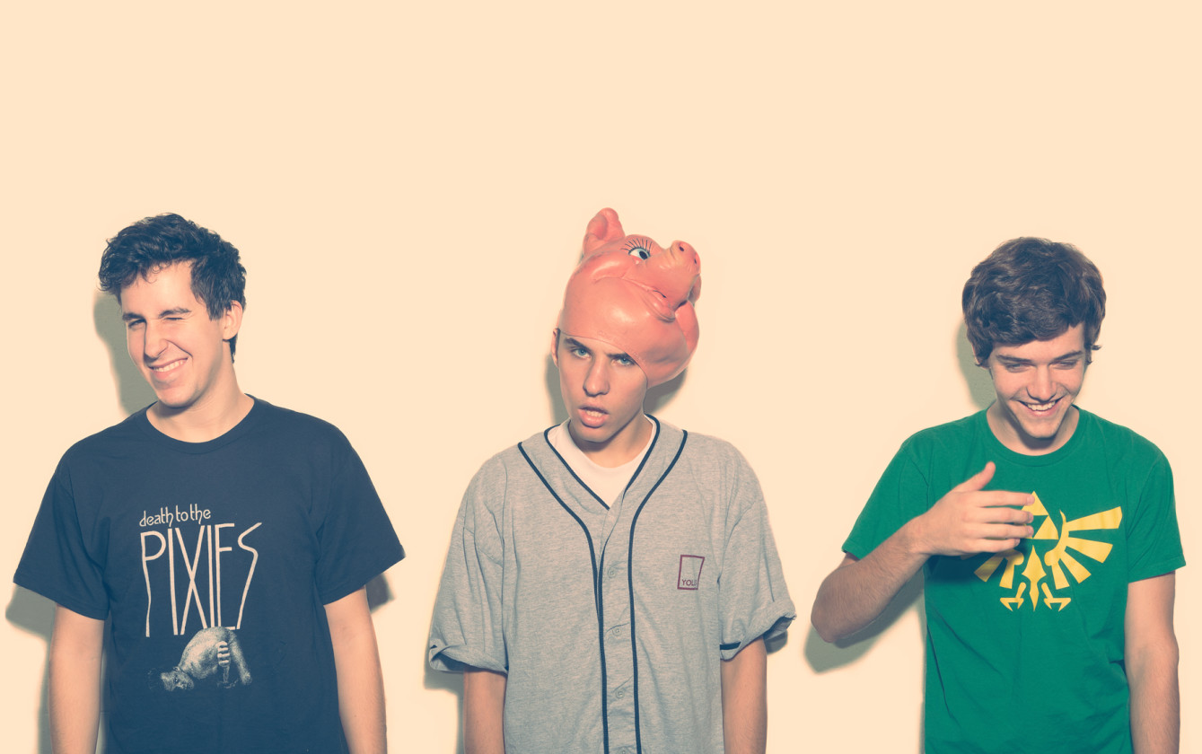 BADBADNOTGOOD band photo