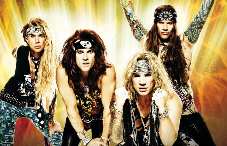 Steel Panther band