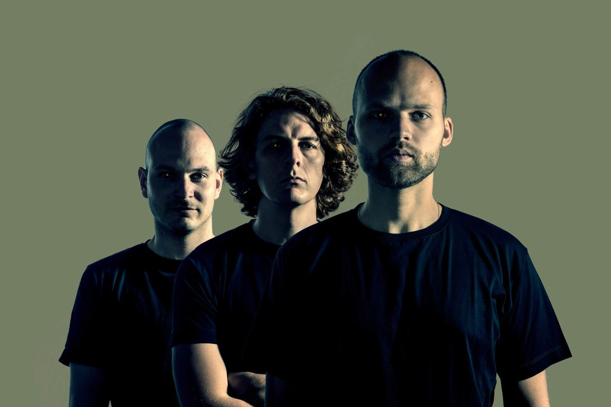 Noisia band photo