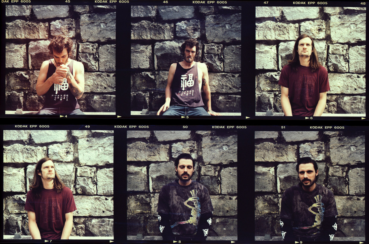 All Them Witches band group portrait