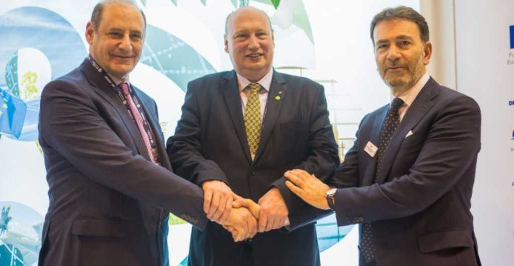 Network Manager and SESAR DM formalise strong cooperation at World ATM Congress 2017