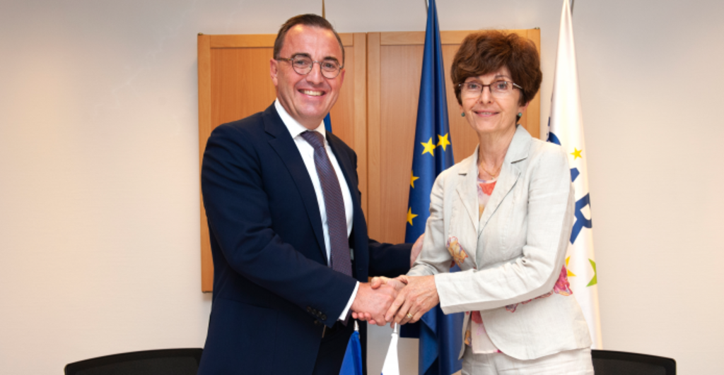 SESAR Deployment Manager and European Space Agency sign Memorandum of Cooperation