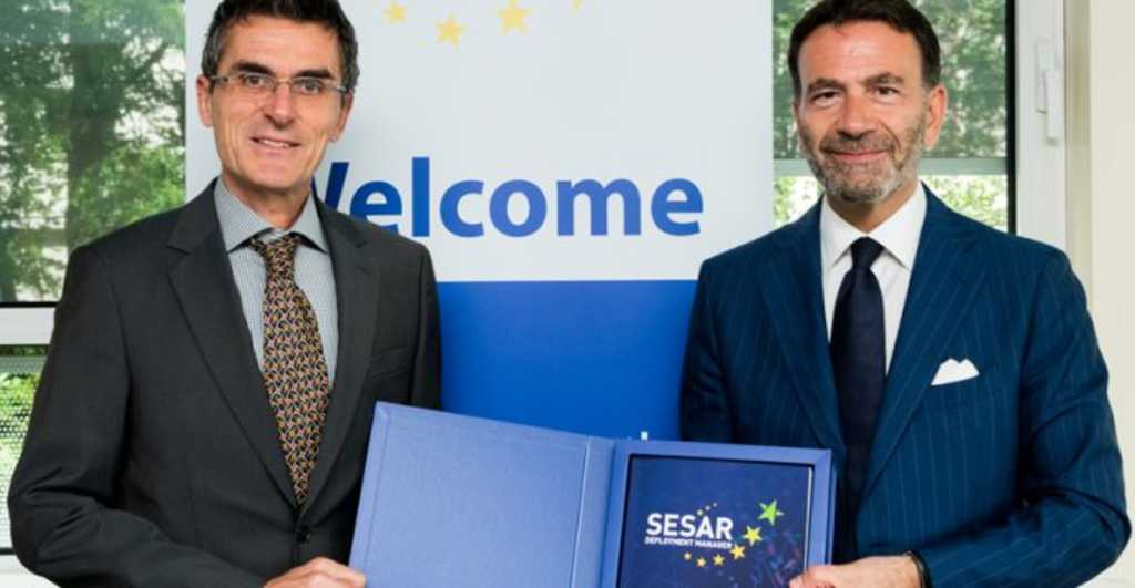 SESAR Deployment Manager Delivers First Air Traffic Management Infrastructure Deployment Programme Concerning 3 Billion Euro