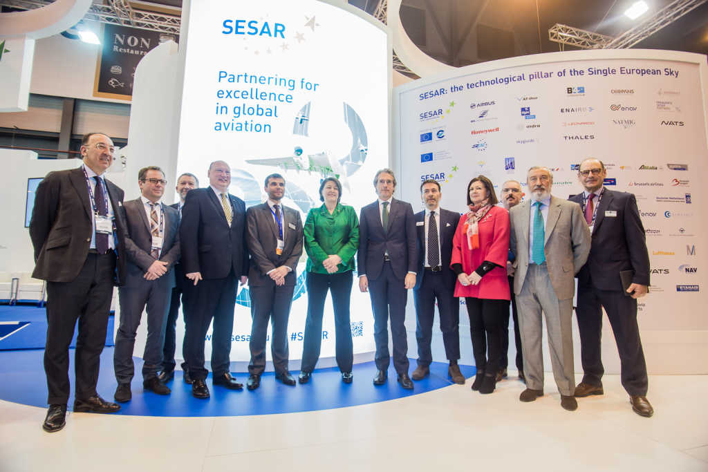 SESAR and partners @ World ATM Congress
