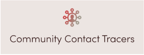 Community Contact Tracers Logo