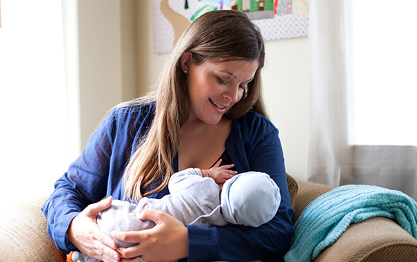 breast feeding 101