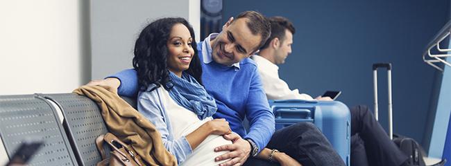 טיסה בהריון