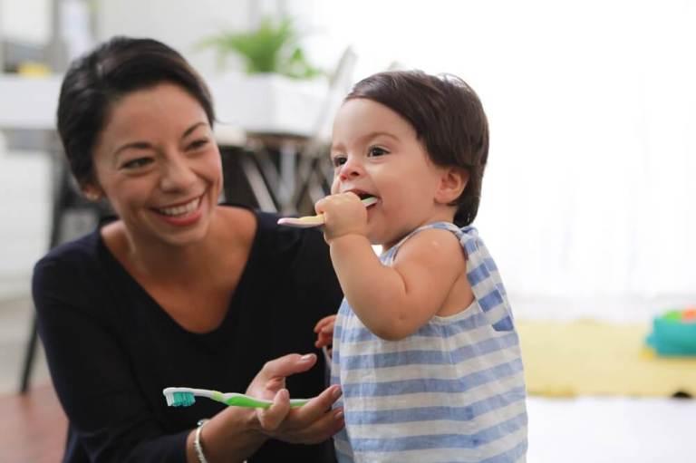 עששת תינוקות וילדים