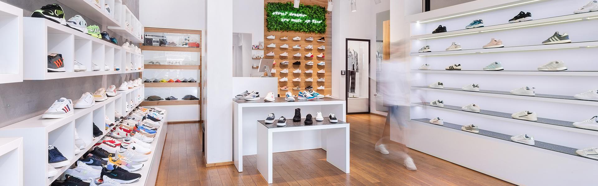 Schnelle Lieferung Hailys Damen Sneaker aus Spitze Low Top