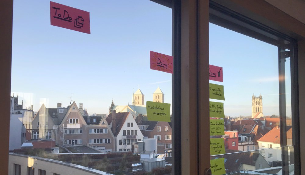 Blog Post - SoCraMOB Open Space 2015.4 bei Zweitag