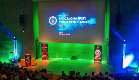 Barcelona Ruby Conference * BARUCO 2013