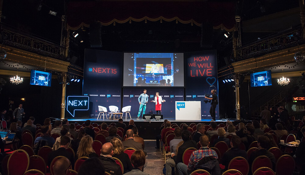 Blog Post - NEXT Conference 2015