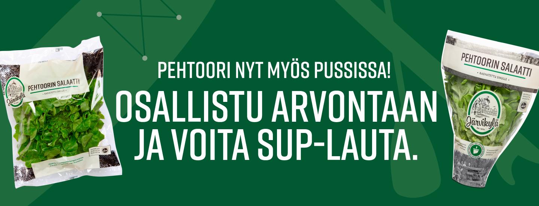 Osallistu Järvikylän Pehtoori-kisaan ja voita SUP-lauta