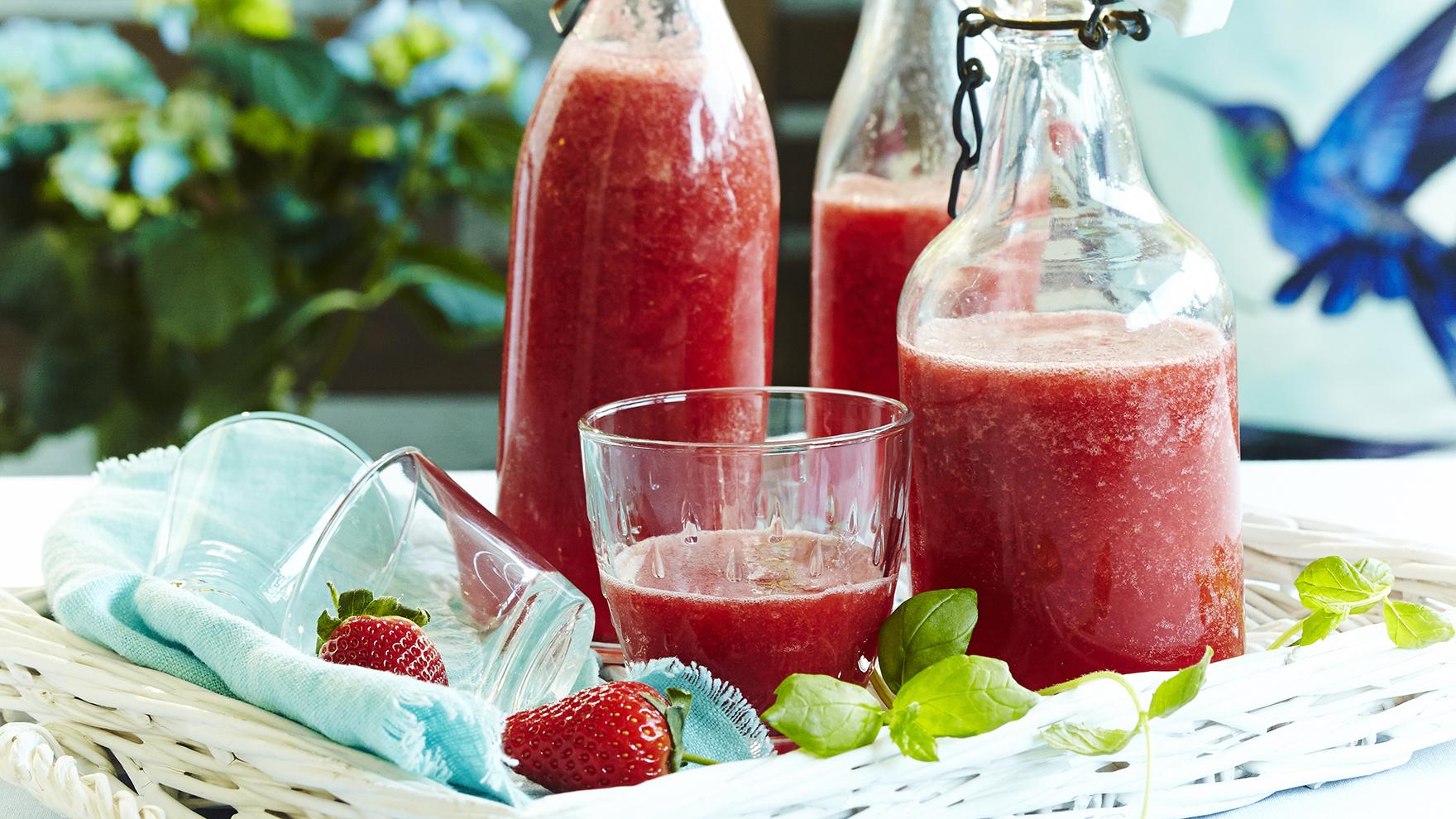 Raikkaan kesäiset drinkit ja juomat – K-Ruoka