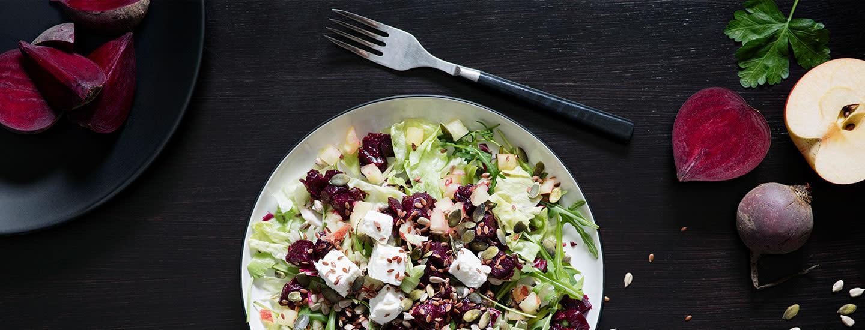 Suomen suosituimmat lounassalaatit