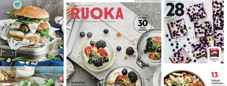 Pirkka-lehden reseptit 6-7/2017
