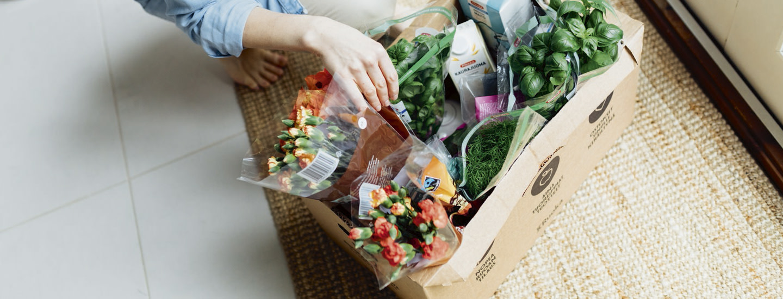 K-Supermarket Tripla toimittaa ruokaostokset kotiovelle 6 päivänä viikossa
