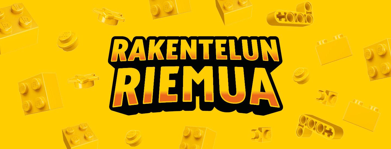 Voita LEGO®-tuotteita 1000€ arvosta