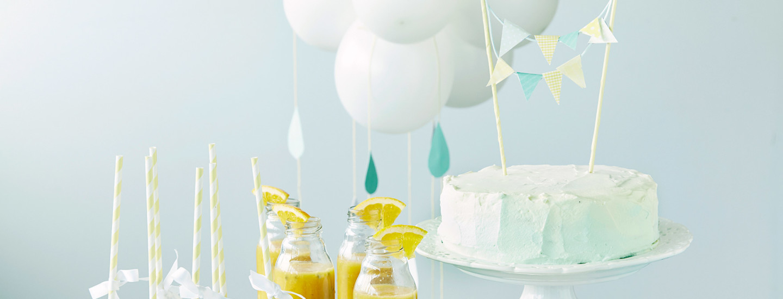 Baby shower: ihanat juhlat äidille