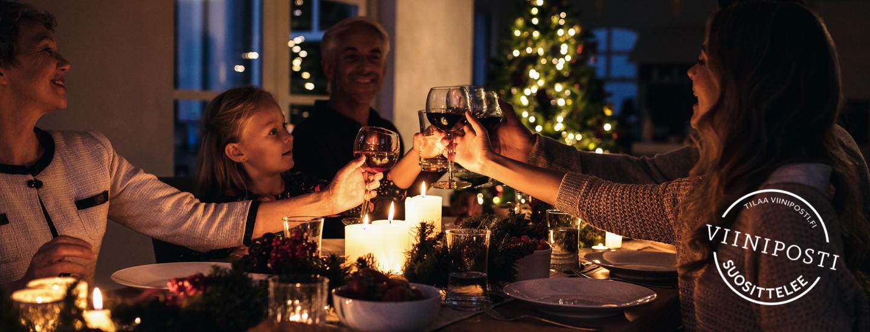 Parhaat jouluviinit