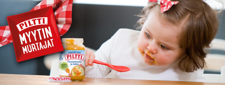 Uskotko sinä lastenruokamyytteihin?