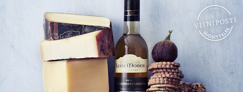 Täydelliset viini-juusto-yhdistelmät