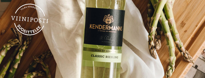 Mitä viiniä parsalle?
