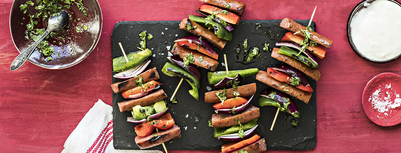 Mitä olisi kesä ilman grillimakkaraa?