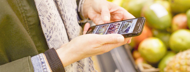 Käyttäjien kokemuksia mobiilisovelluksesta