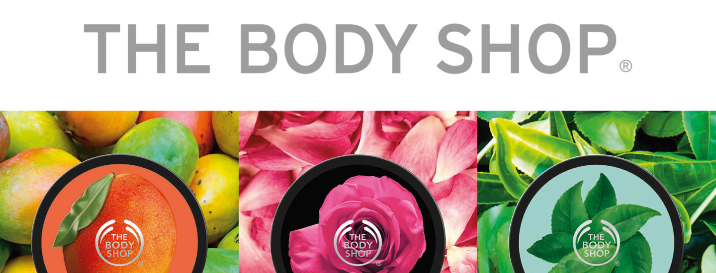 The Body Shop K-Citymarketissa