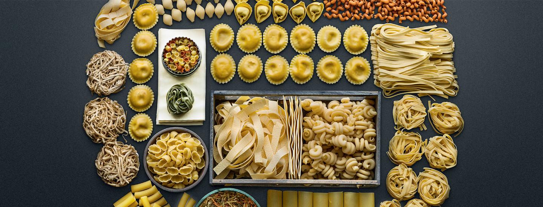 Jauhot, pastat, riisit, nuudelit ja kuivaruoka-aineet