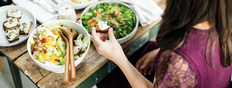 Hetki-salaatit - minulle, sinulle tai koko porukalle!
