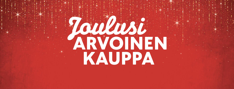 Joulun avaus K-Citymarketeissa lauantaina 16.11. klo 11-15
