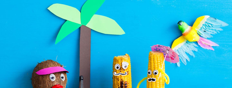 Lasten makusatu: Maissintähkien talviloma Bahamalla saa yllättävän käänteen