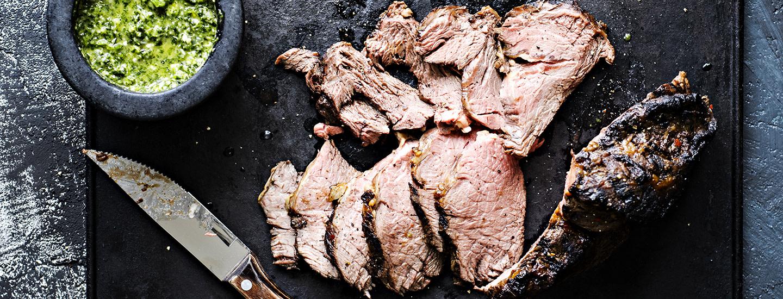 Flank Steak, Striploin ja muut Amerikan lihaherkut