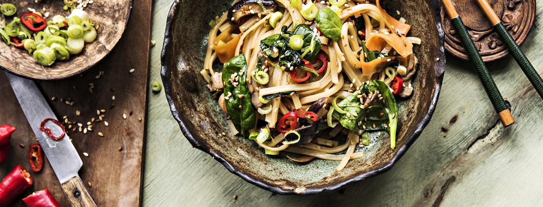 Aasialainen keittiö hurmaa – K-Ruoka