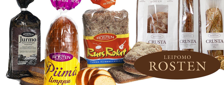 Rostenin taikinajuuresta syntyy aito leipä