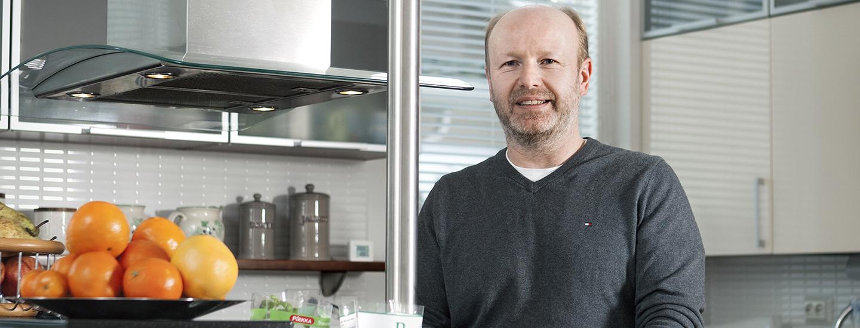 Kauppias Antti Ahonen: Anopin pulla on ykkönen