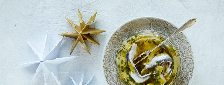 Silli ja silakka ansaitsevat paikkansa joulupöydässä