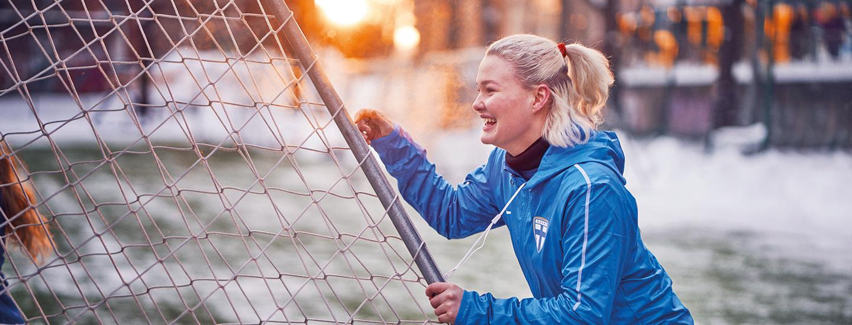 Suomen Palloliiton kumppani K vie yhdessä Neste K:n kanssa kannustamisen voimaa koko Suomeen