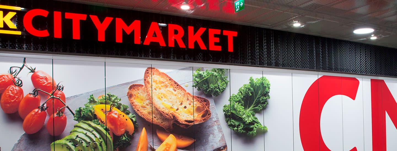 Työpaikat K-Citymarketissa
