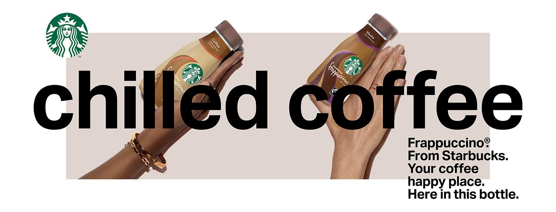 Herkullinen Starbucks® uutuus – viileä Frappuccino